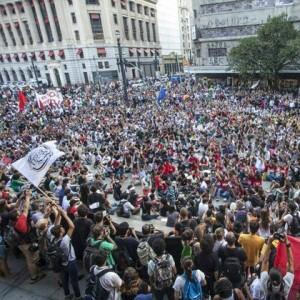 O aumento da tarifa e as Manifestações na cidade