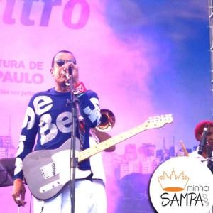 Confira como foi o show de Jorge Ben no aniversário de Sampa!